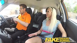 Fake Driving School Barbie...