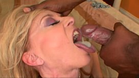 Nina Hartley interracial anal...