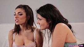 Darcie Dolce and Adria...