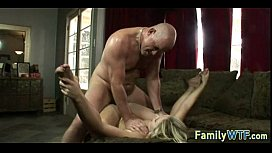 Stepdaughter gets fucked 0556