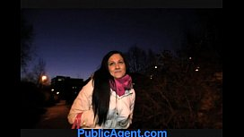 PublicAgent Sexy Clair fucking...