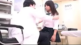 Japanese schoolgirl 18 medical exam