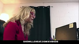 SheWillCheat - Older MILF Nina...