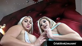 Latina Cristi Ann and...