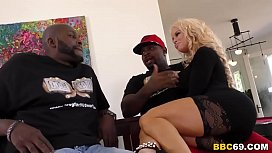 Nikki Delano Interracial Threesome...