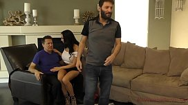 His Daughter In Law Made Him Her Paypig - Victoria June - Ass Worship