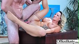 Hot Big Tits Girl (Cali Carter) Hard Nailed In Office mov-08