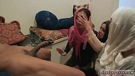 Party Hot arab nymphs...