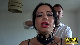 Throated sub analized and...
