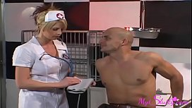Slutty Nurse Fucks her...