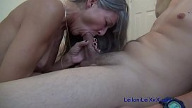 Milf Seduces the Young...