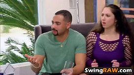 Swinger group swapping partners...