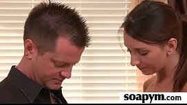 Sisters Friend Gives Him a Soapy Massage 10