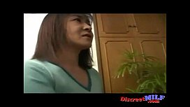 Asian MILF fucked by...
