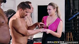 Brazzers - Abbey Brooks, Toni...
