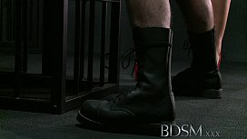 BDSM XXX Silent hooded...