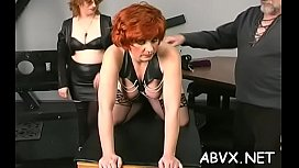 Top fetish bondage porn with girls on fire addicted to shlong