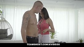 TeamSkeet - Hot Latina Takes...