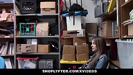 Shoplyfter - Pregnant Teen Punished...