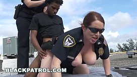 BLACK PATROL - Thug Runs...