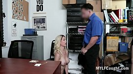 This MILF Here Is The Most Wanted Klepto Who Fucks Her Way Out