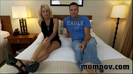 Milf gets fucked by...