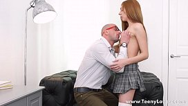 Teeny Lovers - Perky teen...