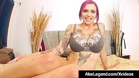 Inked Milf Anna Bell...