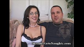 Mommy Gets Naughty With...
