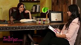 Mom Knows Best - (Jaclyn Taylor, Kimmy Granger) - Jilled Off By A Judge - Twistys
