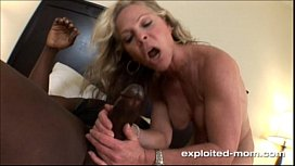 Blonde Milf gets her...
