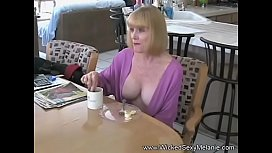 When Granny Is Horny...