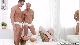 X-Sensual - Threesome enjoyment...