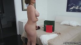 British milf facial first time Krissy Lynn in The Sinful Stepmother
