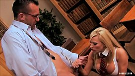 Michelle Thorne Enjoys a...