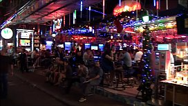 Walking Street Pattaya Thailand