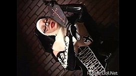 Latex Nun Dominatrix - POV...
