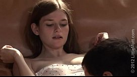 Lara Brookes lactating teen...