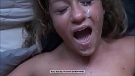The Ultimate Amateur Homemade Facial Collection.mp4 xxx video