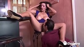 Arab MILF WIth Huge Tits Persia Nailed From Behind