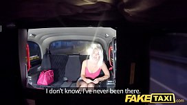 Fake Taxi Sexy blonde...