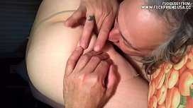 eating that pantyhose covered ass - Girl from www.fuckfriend.usa.cc