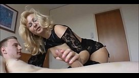 Mature blonde wife cheating...