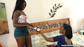 Hot Ebony Girls Love...
