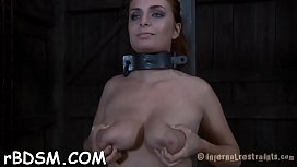 Torturing of babe's hawt assets xnxx image