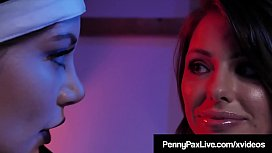 Nuns Penny Pax and...