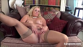 Big Titted MILF Toy...