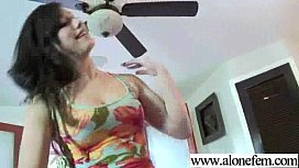 Cute Teen Amateur Playing With Dildos vid-18