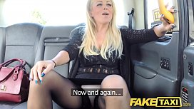 Fake Taxi Horny MILF...