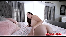 Jealous Virgin Teen Stepsister Fucked By Brother